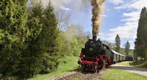 Sauschwänzlebahn inkl. Mittagessen - Born Reisen AG